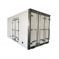 Wholesale Sandwich Structure Refrigerated Lorry Body / Fridge Truck Body Customized from china suppliers