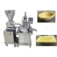 Wholesale Low Noise Automatic Tartlet Shell Pressing Machine , Egg Tart Machine 220V from china suppliers