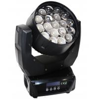 China High Luminious 19pcs x 10W DMX Wireless led wash moving head Zoom Event Lighting wholesale