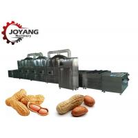Buy cheap Automic Conveyor Belt Microwave Curing and Baking Equipment Of Peanut from wholesalers