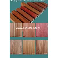 Wholesale How to get Wood grain effect on aluminum from china suppliers