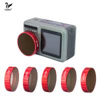 Buy cheap Drone Camera Filters DJI OSMO Action Sport Camera Lens Filters DJI Accessories from wholesalers