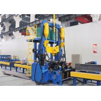 Wholesale ZHJ0815 Customized H Beam Welding Line Steel Assembly Welding Straightening Machine from china suppliers