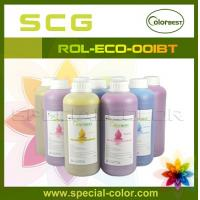 Wholesale Bulk eco solvent ink & Refillable cartridge For Roland/Mutoh/Mimaki large format from china suppliers