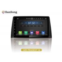 Wholesale PEUGEOT 308 GPS Navigation System NXP6686 Radio With Full Touch Screen from china suppliers