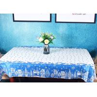 Wholesale Elegant Biodegradable Paper Linen Tablecloths / Disposable Paper Table Covers For Hotel from china suppliers