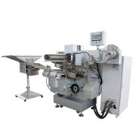 Wholesale Spherical Candy Wrapping Equipment , Durable Chocolate Foil Packing Machine from china suppliers