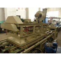 Buy cheap Fiber Cement and Sandwich Wall Panel Production Line with 2000 SQM Capacity from wholesalers