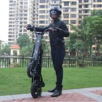 Wholesale 12'' Folding Electric Bike Aluminum Alloy Body 36 V 250 W Removable Battery from china suppliers
