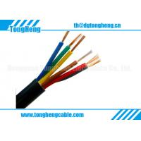China 6 Conductor Wires Halogen Free Electronic Extension LVDS Cable on sale