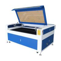 Wholesale CNC CO2 Laser Etching/Engraving And Cutting machine for nonmetal factory from china suppliers