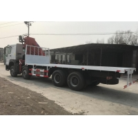 Wholesale 10T 336hp 10 Wheels Sinotruk Xcmg Truck Mounted Crane ZZ1257M4341W from china suppliers