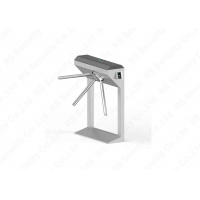 Buy cheap Electronic Automatic Turnstiles Access Control Tripod Turnstile Barrier from wholesalers