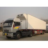 Wholesale Enclosed Box Refrigerated Utility Trailers Reefer Trailer 40 Foot 2 Axles from china suppliers