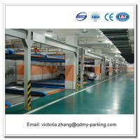 China Underground Double Stack Parking System on sale