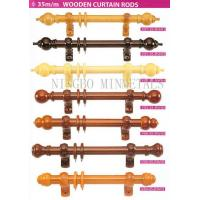 Wholesale Wooden Curtain Rod from china suppliers