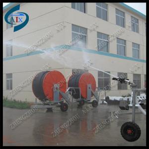 Wholesale farm machine sprinkler hose reel irrigatior from china suppliers