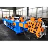 Wholesale Cnc Deformed Heavy Duty Pipe Bending Machine For Ms Square Steel Tube from china suppliers