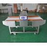 High Sensitive Freezing Food Industry Metal Detectors With Conveyor Belt 40m/min