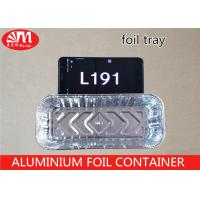 Wholesale 550ml Volume Aluminium Foil Packaging L191 65 Micron Thickness Environmental Protection from china suppliers