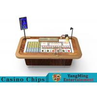Wholesale Automatically Gambling Baccarat System With Zhuang , Xian and Statistics from china suppliers