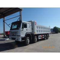 Wholesale SINOTRUCK HOWO 8x4 371HP 12 Wheeler Heavy Duty 50 Tons Tipper Trucks from china suppliers