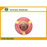 Wholesale Personalised Ceramic Poker Chips Nice Pink One Bund Funny Rounders from china suppliers