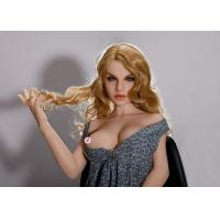 Wholesale 158cm Plump Girls Love Toys Sex Silicon Doll for Man Vagina Anal Breast Sex from china suppliers