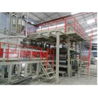 Wholesale Flex Banner Plastic Sheet Extrusion Line High Precision PLC Control System from china suppliers