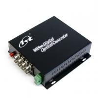 Wholesale 1-channel Digital Video Optical Converter (transmitter & receiver) from china suppliers