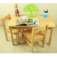 Tiger School Furniture Round Corner Tables With Chairs Montessori Furniture Of Item 106454738