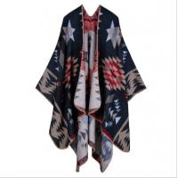 Buy cheap Wholesale good quality new design Europe style elegant shawl from wholesalers