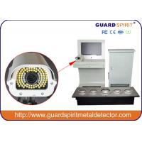 China Multi Entrance Under Vehicle Scanner System Reduce Investment In Human Resources on sale