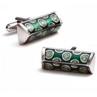 Wholesale Black & White Iron Funny Cufflinks Box Wholesale from china suppliers