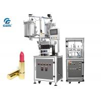 China 20L Stainless Steel Tank Lipstick Filling Machine with Mould Releaser on sale