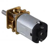 DC 12V Gear Motor Electric Speed Reduction Shaft Diameter Reduction Gear Motor Full Metal Gearbox for RC Robot Motor