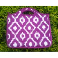 Wholesale US Macbeth Collection purple neoprene sleeve protective cover for ipad with pvc logo zip from china suppliers