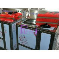 Wholesale 5 Gallon Water Filling Machine Semi Auto Industrial Gallon Bottle Washer Machine 1 Head from china suppliers