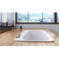 Wholesale Drop In  Resin Stone Bathtub Elegant Look Non Toxic Eco Friendly from china suppliers