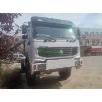 Wholesale 90# Kingpin White 371hp 6x6 Howo 7 Tractor Truck from china suppliers