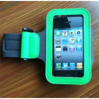 Wholesale Velcro neoprene running sport gym armband case 3.5mm cycling pouch for iphone 5,galaxy 5 from china suppliers