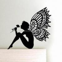 Wholesale Wall Sticker, Available in Size of 30 x 60cm, Suitable for Promotional Purposes from china suppliers