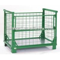 Wholesale collapsible wire container from china suppliers