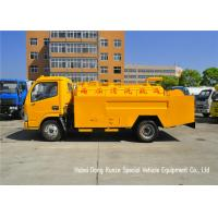 DFAC Septic Tank Truck For Suction And Jetting Sewer With Hydrojet