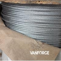 Wholesale 1x19 construction AISI 316 marine grade stainless steel wire rope for offshore platform from china suppliers