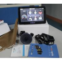 Wholesale 5 Inch Bluetooth MP3 Portable GPS Navigation Systems CVBS / PAL / NTSC from china suppliers