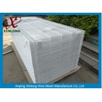 Wholesale Fashionable Iron Wire Mesh Fence For Airport Convenient Installation 50 × 200mm from china suppliers