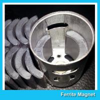 Wholesale C5 Grade Permanent Ferrite DC Motor Magnet High Performance R13.15*R8.8*H21mm from china suppliers