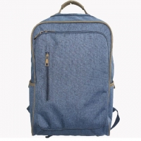 Wholesale Wear Resistant Waterproof Simple Business Laptop Backpack from china suppliers