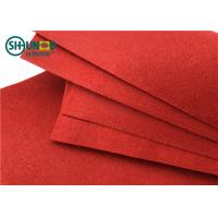 Buy cheap Wide usage colorful PES needle punch felt fabric for decoration/ Embroidery/ from wholesalers